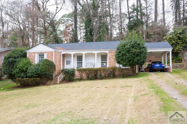 170 Briarcliff Road, Athens, GA 30606 (MLS #973445) :: Signature Real Estate of Athens