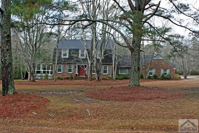 132 Highland Circle, Crawford, GA 30648 (MLS #973450) :: Signature Real Estate of Athens