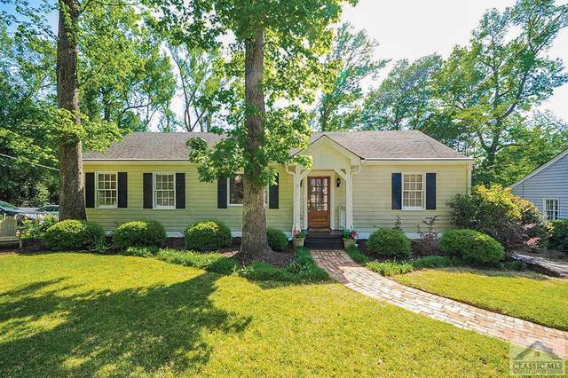 520 Mcwhorter Drive, Athens, GA 30606 (MLS #973464) :: Signature Real Estate of Athens