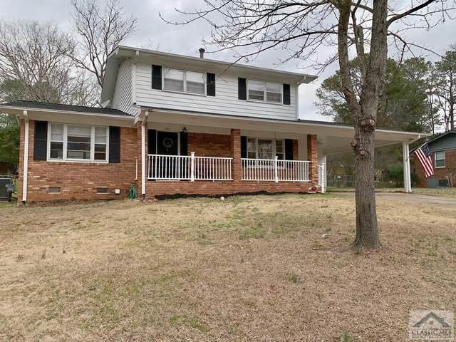 140 Holly Lane, Athens, GA 30606 (MLS #973471) :: Athens Georgia Homes