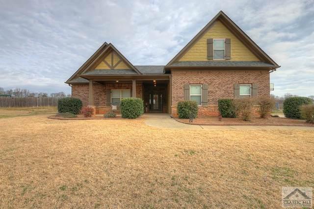 1050 Lake Vista Drive, Jefferson, GA 30549 (MLS #973477) :: Signature Real Estate of Athens