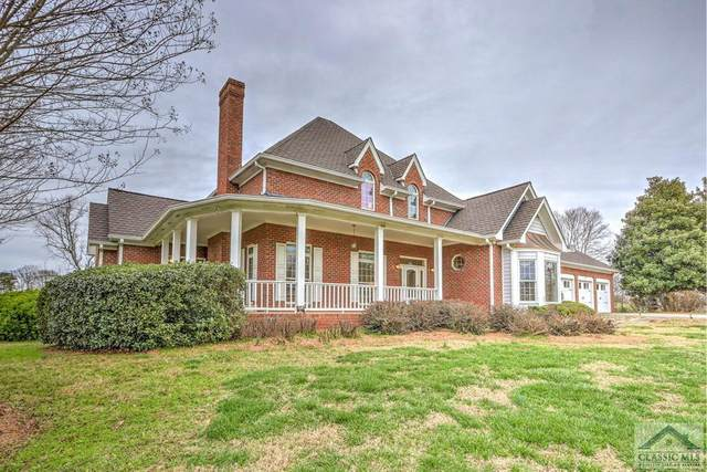1612 Hwy 124W, Jefferson, GA 30549 (MLS #973478) :: Signature Real Estate of Athens