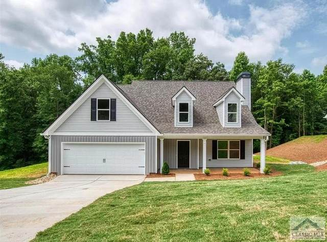 835 Fairfield Drive, Jefferson, GA 30549 (MLS #973484) :: Signature Real Estate of Athens