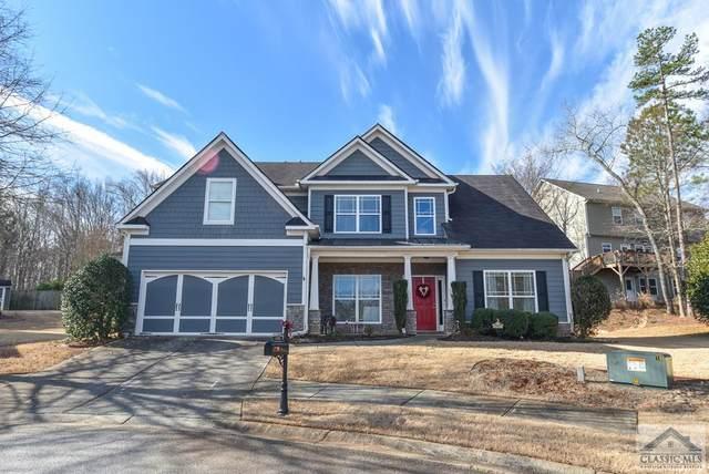 320 Hadden Court, Athens, GA 30606 (MLS #973539) :: Signature Real Estate of Athens