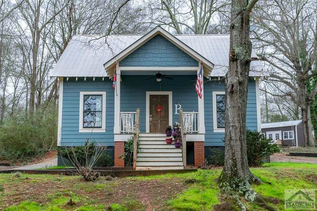 155 Oakridge Avenue, Athens, GA 30601 (MLS #973608) :: Athens Georgia Homes