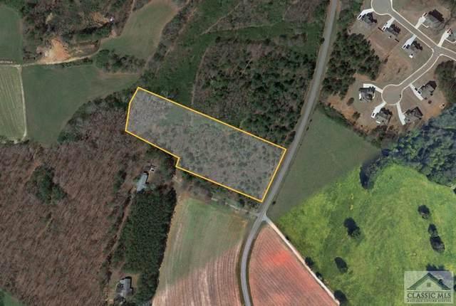 Tract 5 Parker Creek Road, Watkinsville, GA 30677 (MLS #973612) :: Signature Real Estate of Athens