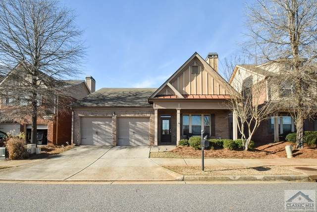 312 Ridge Pointe Drive, Athens, GA 30606 (MLS #973624) :: Athens Georgia Homes