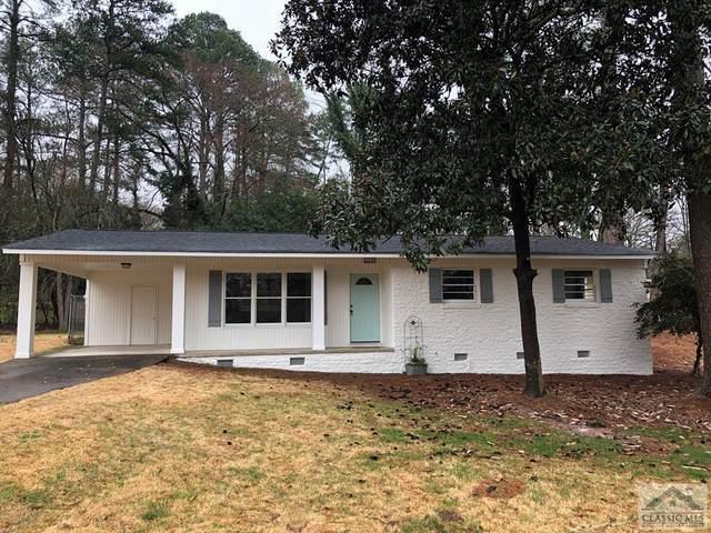 195 Sherwood Drive, Athens, GA 30606 (MLS #973625) :: Athens Georgia Homes