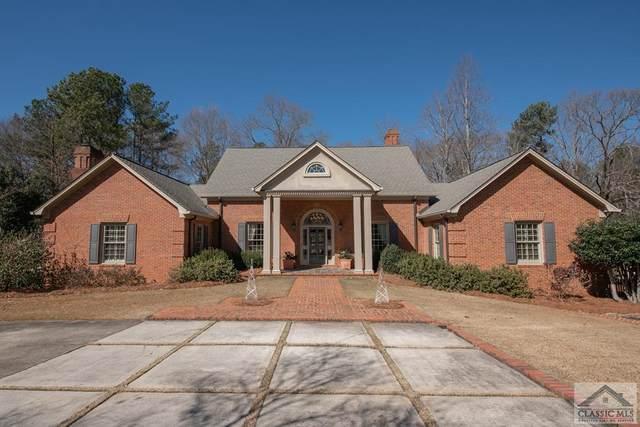 112 Branford Place, Athens, GA 30606 (MLS #973636) :: Signature Real Estate of Athens