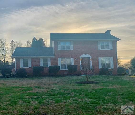 115 Concord Drive, Watkinsville, GA 30677 (MLS #973646) :: Signature Real Estate of Athens