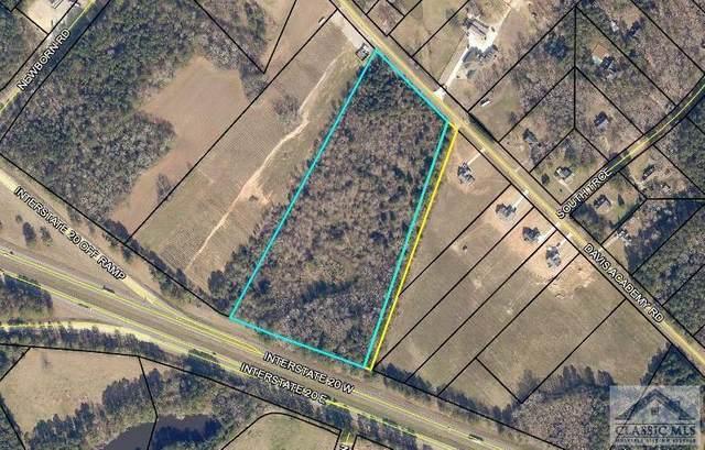 0 Davis Academy Road, Rutledge, GA 30663 (MLS #973679) :: Signature Real Estate of Athens