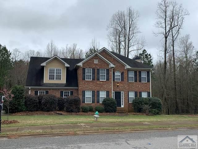 180 Whisperwood Lane, Athens, GA 30605 (MLS #973694) :: Athens Georgia Homes