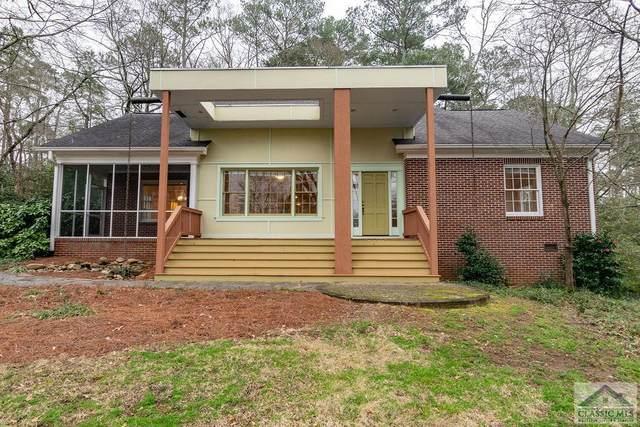 259 Fortson Drive, Athens, GA 30606 (MLS #973724) :: Athens Georgia Homes