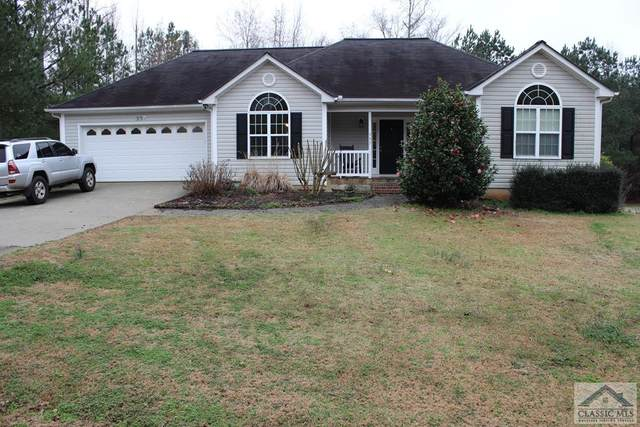 337 Old Pittard Road, Athens, GA 30601 (MLS #973733) :: Athens Georgia Homes