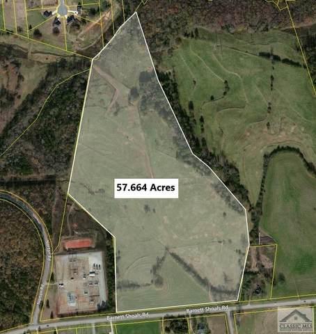 0 Barnett Shoals Road, Watkinsville, GA 30677 (MLS #973742) :: Athens Georgia Homes