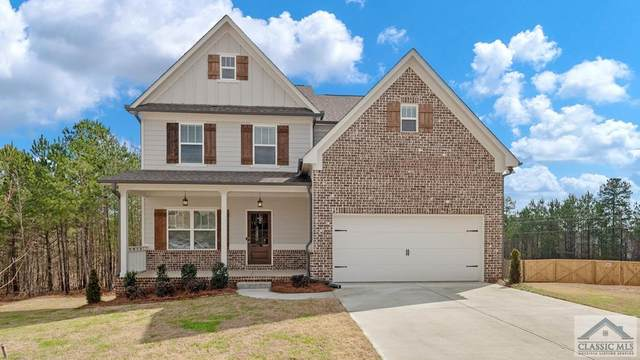 45 Wood Duck Pointe, Jefferson, GA 30549 (MLS #973750) :: Team Reign