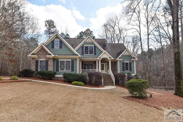 1774 Bridge Water Creek, Bishop, GA 30621 (MLS #973756) :: Athens Georgia Homes