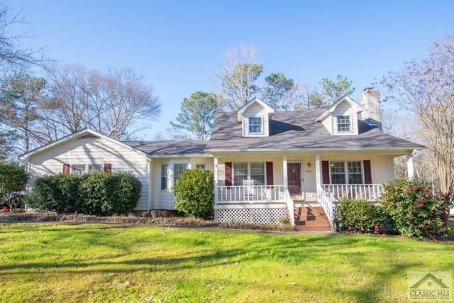 1021 Laurel Chase Run, Bishop, GA 30621 (MLS #973762) :: Athens Georgia Homes