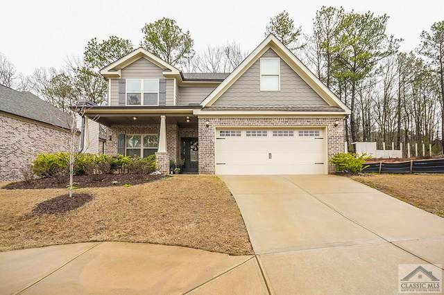 156 Towns Walk Drive, Athens, GA 30606 (MLS #973771) :: Todd Lemoine Team