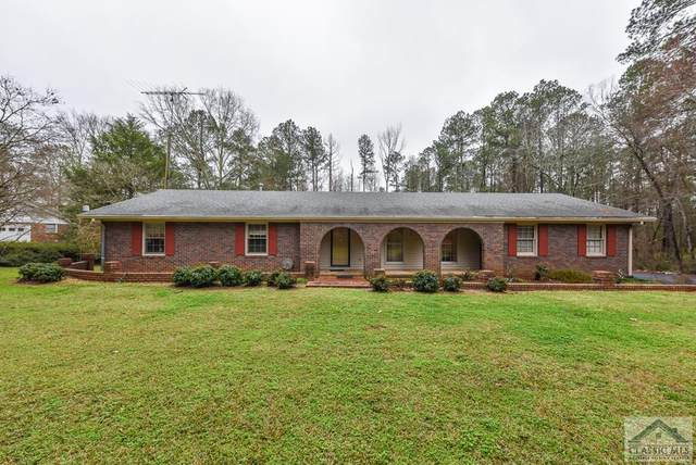 120 Homestead Drive, Athens, GA 30605 (MLS #973796) :: Athens Georgia Homes