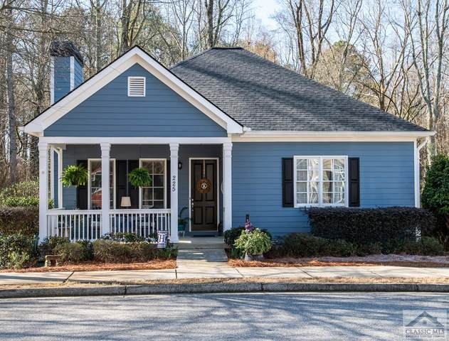 225 Magnolia Blossom Way, Athens, GA 30606 (MLS #973799) :: Todd Lemoine Team