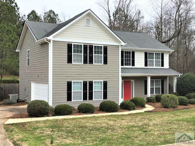 265 Carrington Drive, Athens, GA 30605 (MLS #973819) :: Athens Georgia Homes