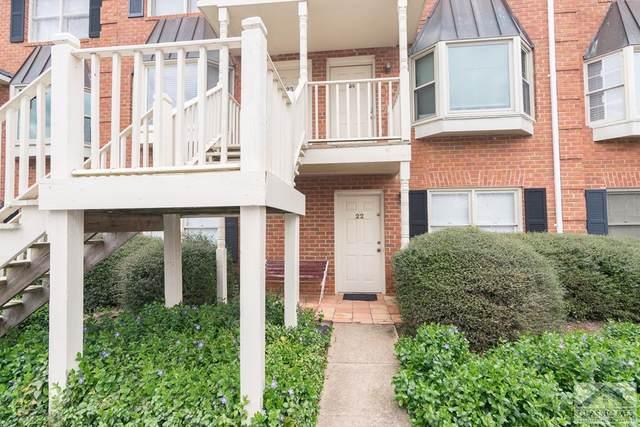 550 Dearing Street #22, Athens, GA 30606 (MLS #973852) :: Athens Georgia Homes