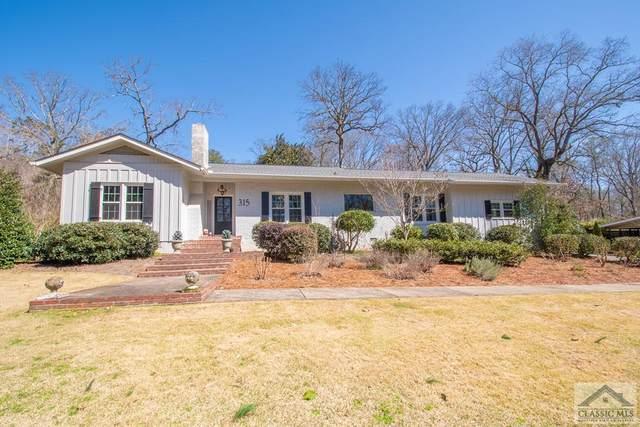 315 Duncan Springs Road, Athens, GA 30606 (MLS #974016) :: Signature Real Estate of Athens