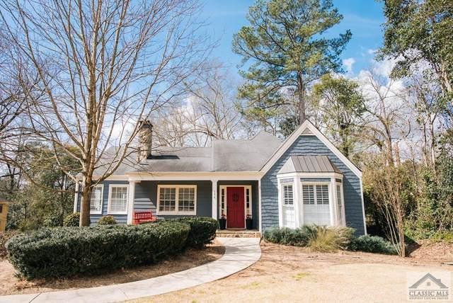 296 Stanton Way, Athens, GA 30606 (MLS #974112) :: Athens Georgia Homes