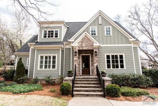220 Lullwater Road, Athens, GA 30606 (MLS #974193) :: Signature Real Estate of Athens