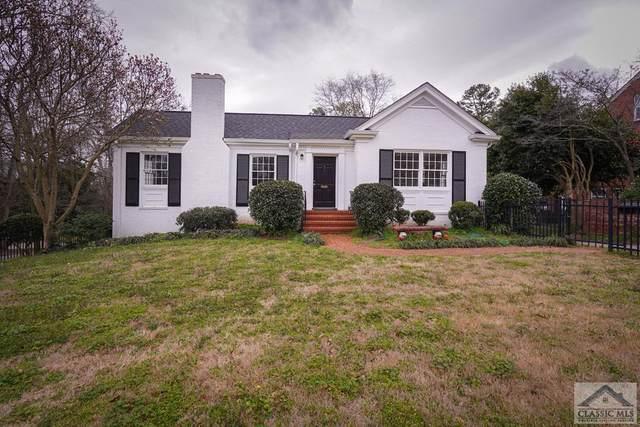 282 Southview Drive, Athens, GA 30605 (MLS #974202) :: Athens Georgia Homes