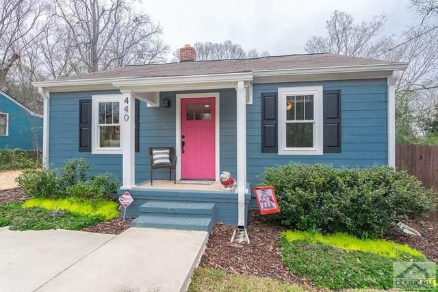 440 Sunset Drive, Athens, GA 30606 (MLS #974262) :: Athens Georgia Homes