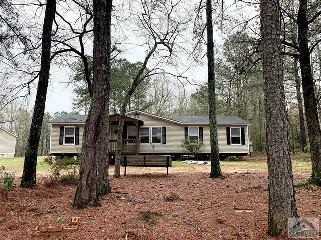 150 Smokey Ridge Road, Crawford, GA 30630 (MLS #974320) :: Signature Real Estate of Athens