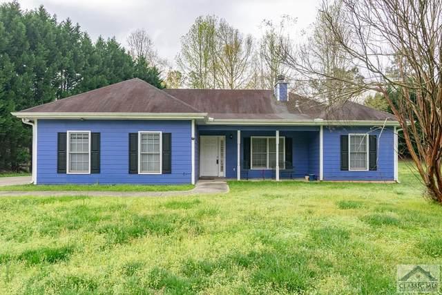 255 Camelot Drive, Athens, GA 30601 (MLS #974468) :: Athens Georgia Homes