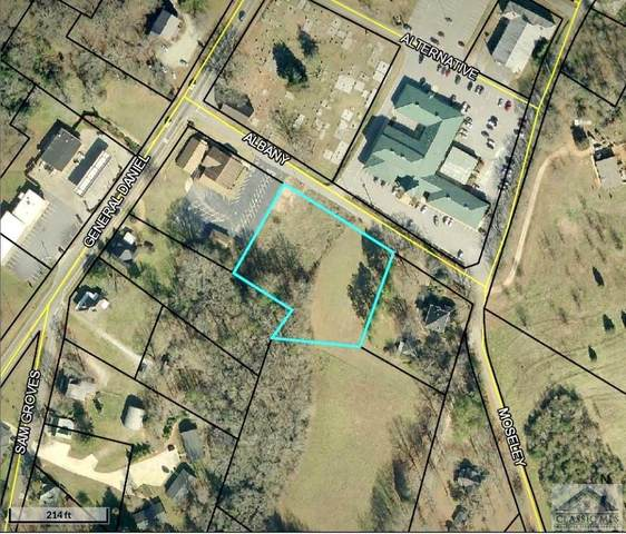50 Albany Avenue, Danielsville, GA 30633 (MLS #974483) :: Signature Real Estate of Athens