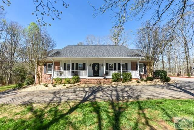 470 Hargrove Lake Road, Arnoldsville, GA 30619 (MLS #974502) :: Signature Real Estate of Athens