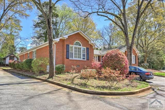 17 Harden Hill Road #101, Watkinsville, GA 30677 (MLS #974503) :: Signature Real Estate of Athens