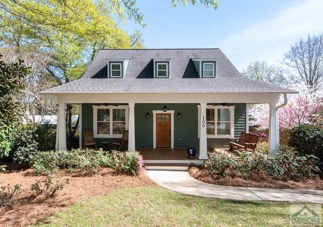 100 Crestview Circle, Athens, GA 30606 (MLS #974504) :: Athens Georgia Homes