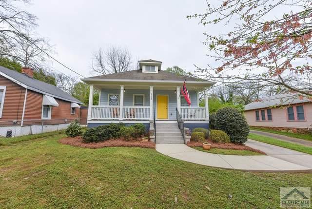 213 Colima Avenue, Athens, GA 30606 (MLS #974538) :: Athens Georgia Homes