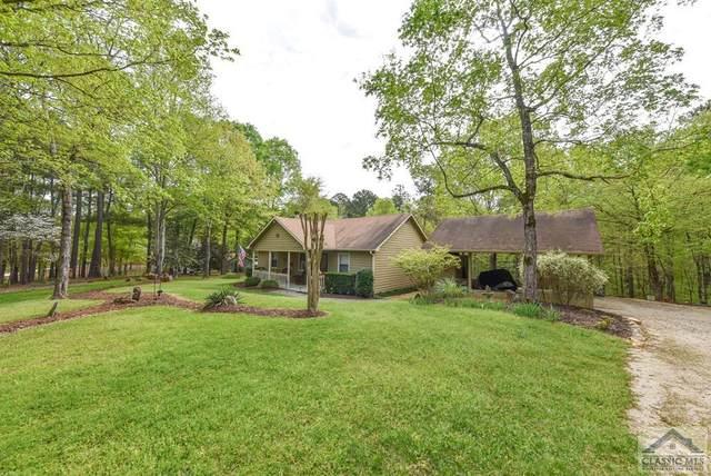 1591 Parks Mill Drive, Greensboro, GA 30642 (MLS #974543) :: Signature Real Estate of Athens
