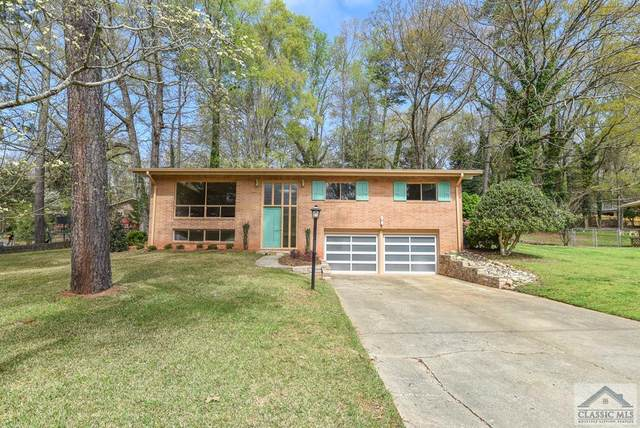 234 Ferncliff Drive, Athens, GA 30606 (MLS #974544) :: Athens Georgia Homes