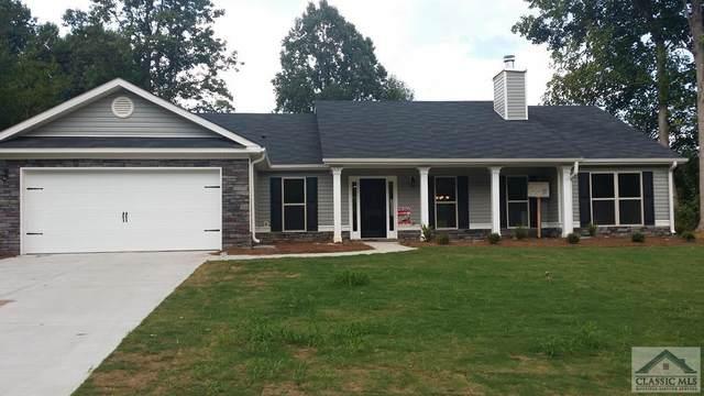 38 Evergreen Ridge Court, Statham, GA 30666 (MLS #974546) :: Team Cozart