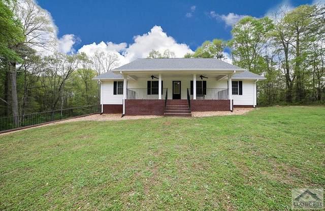 816 Jones Chapel Shiloh Road, Danielsville, GA 30633 (MLS #974562) :: Team Cozart