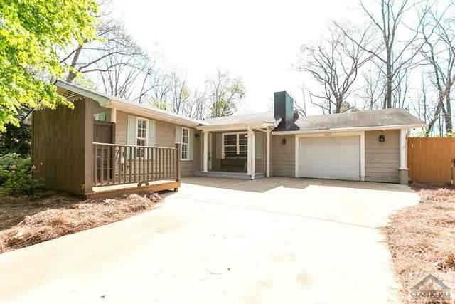1667 Dogwood Trail, Monroe, GA 30655 (MLS #974566) :: Team Reign