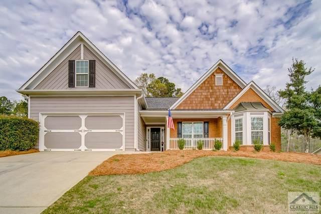 433 Jennifer Springs Drive, Monroe, GA 30656 (MLS #974579) :: Team Reign