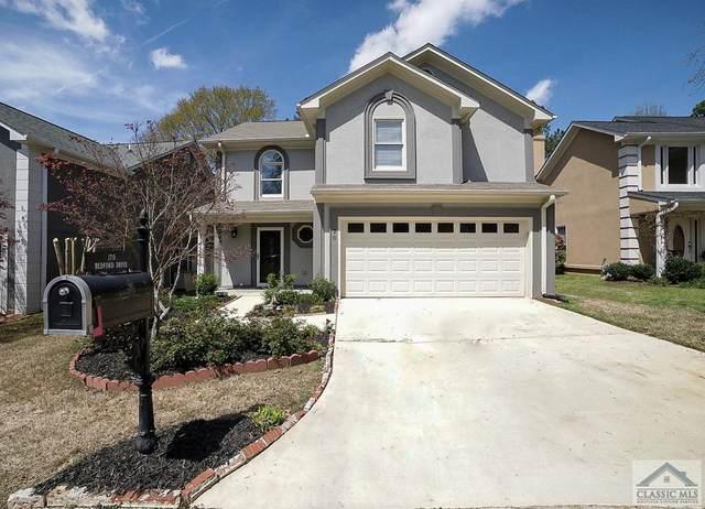 170 Bedford Drive, Athens, GA 30606 (MLS #974585) :: Team Cozart