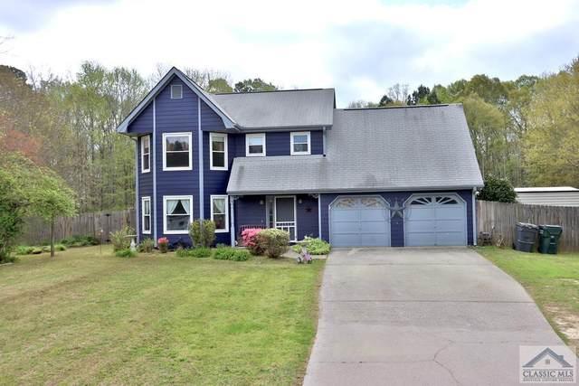 1809 Brandi Lane, Loganville, GA 30052 (MLS #974625) :: Signature Real Estate of Athens