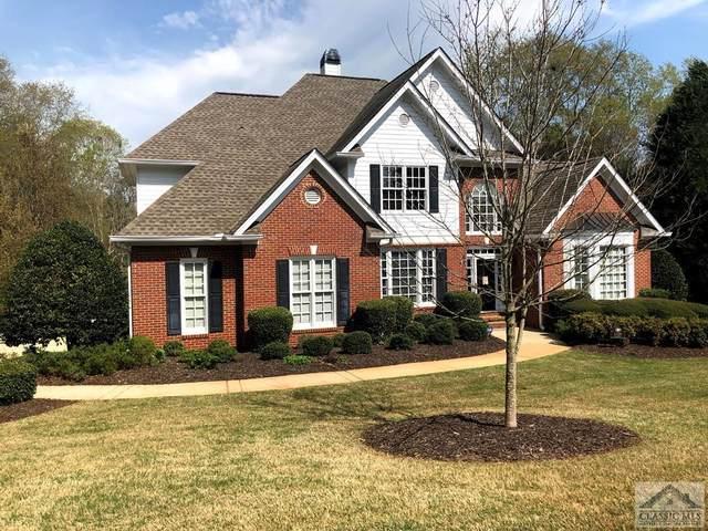 1320 Nona Drive, Athens, GA 30606 (MLS #974632) :: Athens Georgia Homes