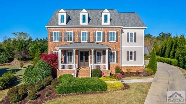 3036 Oconee Springs Drive, Statham, GA 30666 (MLS #974660) :: Athens Georgia Homes