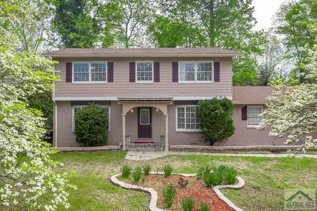 262 Rhodes Drive, Athens, GA 30606 (MLS #974661) :: Athens Georgia Homes